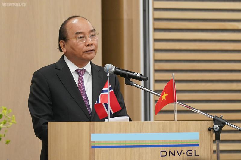 Thủ tướng: Doanh nghiệp là chủ thể quyết định thành công của hợp tác Việt Nam-Na Uy