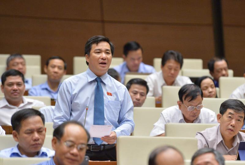 ĐBQH đề nghị lãi suất tiền thuế chậm nộp bằng lãi suất ngân hàng