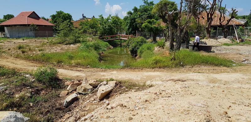 Thừa Thiên - Huế: Ngang nhiên lấn chiếm đất công để xây dựng trái phép