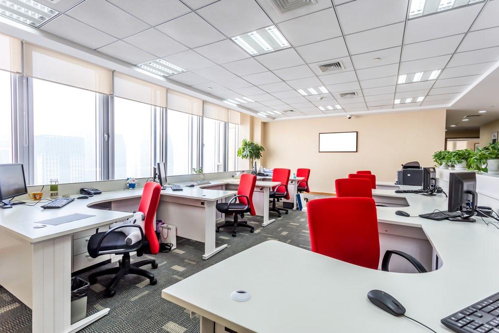 Những lợi ích của thiết kế nội thất văn phòng hiện đại