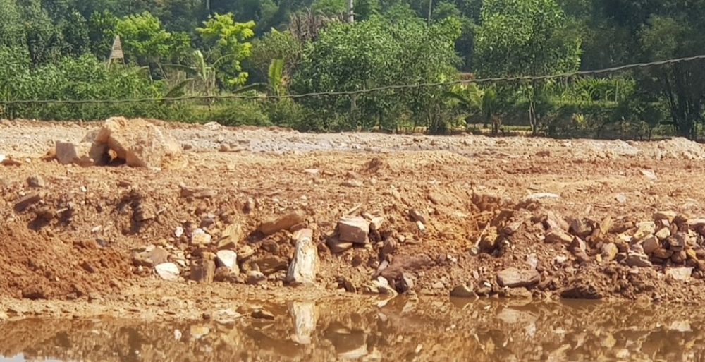 Thừa Thiên - Huế: Khu tái định cư Thủy Bằng đang dừng thi công