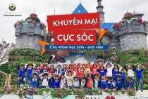 Công viên Thiên đường Bảo Sơn mở cửa và hoạt động bình thường kể từ ngày 9/5