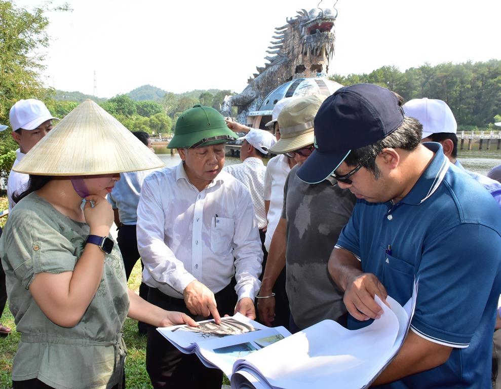 Thừa Thiên - Huế: Cần điều chỉnh cục bộ quy hoạch khu du lịch hồ Thủy Tiên để phục vụ cộng đồng