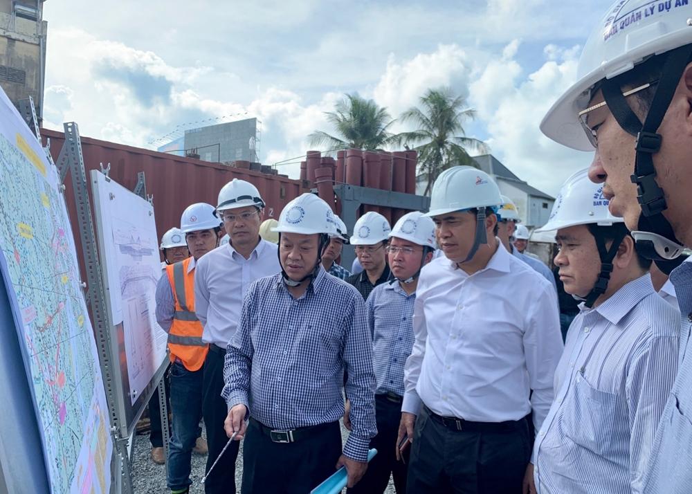 Hội đồng nghiệm thu Nhà nước kiểm tra dự án cao tốc Trung Lương – Mỹ Thuận và cầu Mỹ Thuận