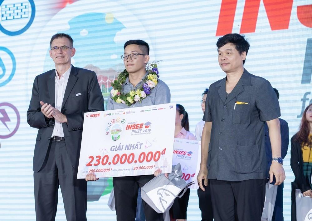 INSEE Việt Nam đạt giải thưởng cao quý