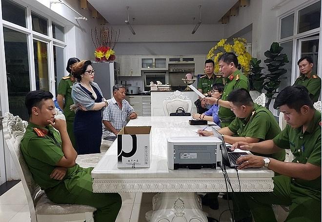 de nghi truy trach nhiem chinh quyen vu cong ty alibaba ban du an ma