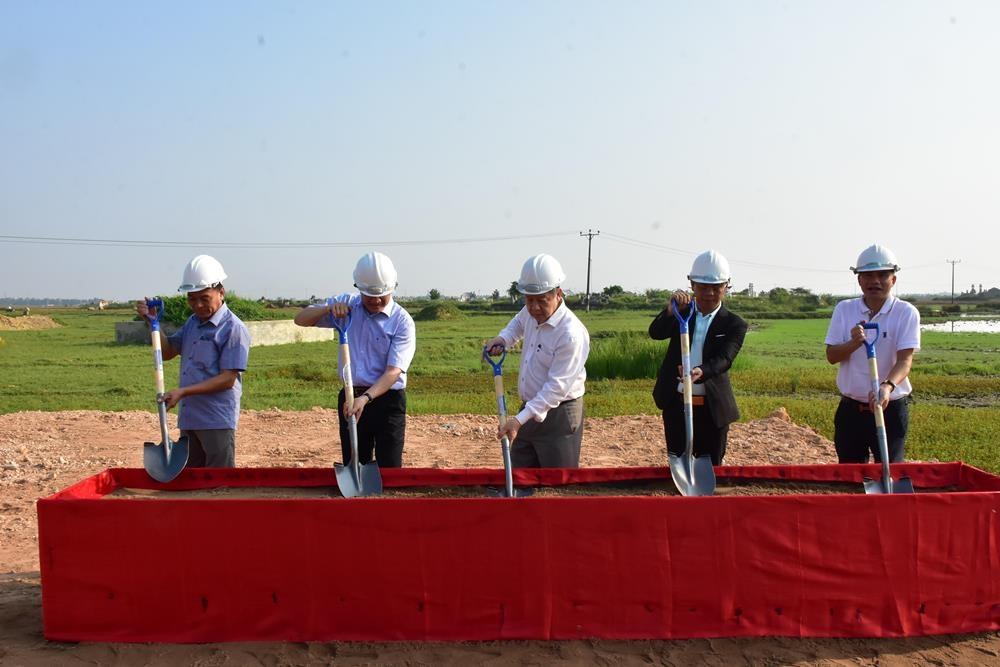 Khởi công trường mầm non phục vụ dự án di dời dân Kinh thành Huế