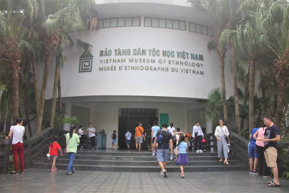 Bảo tàng Dân tộc học Việt Nam - Điểm đến hấp dẫn sau mùa dịch