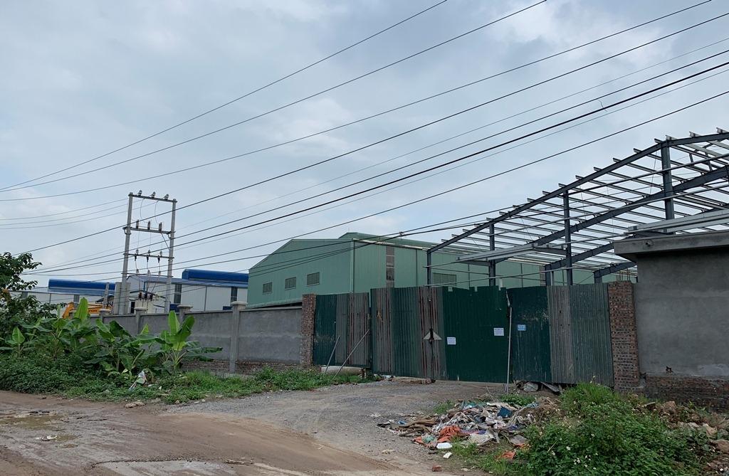 Hưng Yên: Có hay không việc hợp thức cho những sai phạm tại dự án Nhà máy sản xuất bao bì, sợi dệt?
