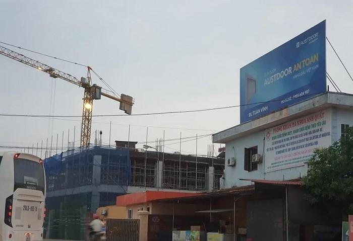 Bắc Giang: Xử lý vi phạm tại dự án xây dựng Bệnh viện Anh Quất