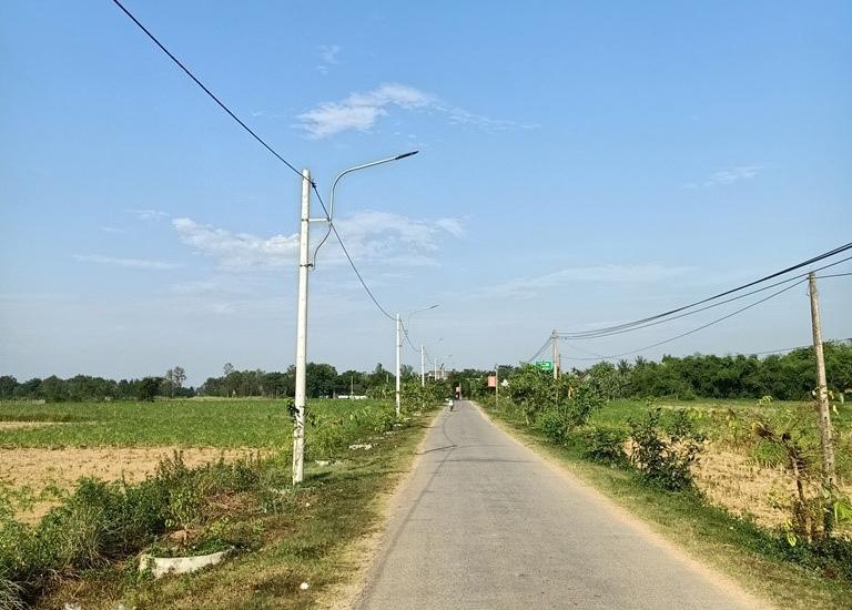 Quảng Trị: Vai trò Điện lực Cam Lộ trên hành trình đạt chuẩn nông thôn mới của huyện nhà