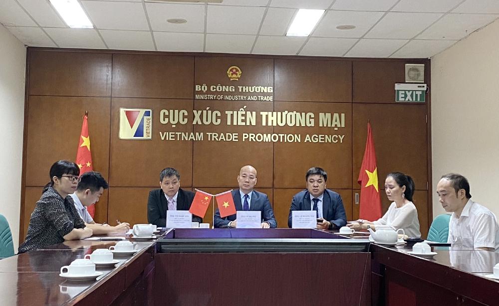 Giao thương trực tuyến nông sản, thực phẩm Việt Nam với thị trường Vân Nam (Trung Quốc)