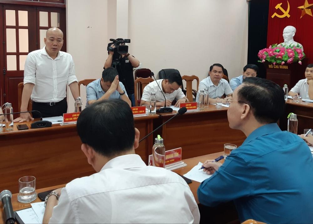 Bộ Công Thương phối hợp với tỉnh Bắc Giang chuẩn bị tổ chức hội nghị tiêu thụ vải thiều quy mô lớn