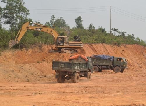Hướng dẫn áp dụng định mức công tác vận chuyển đất