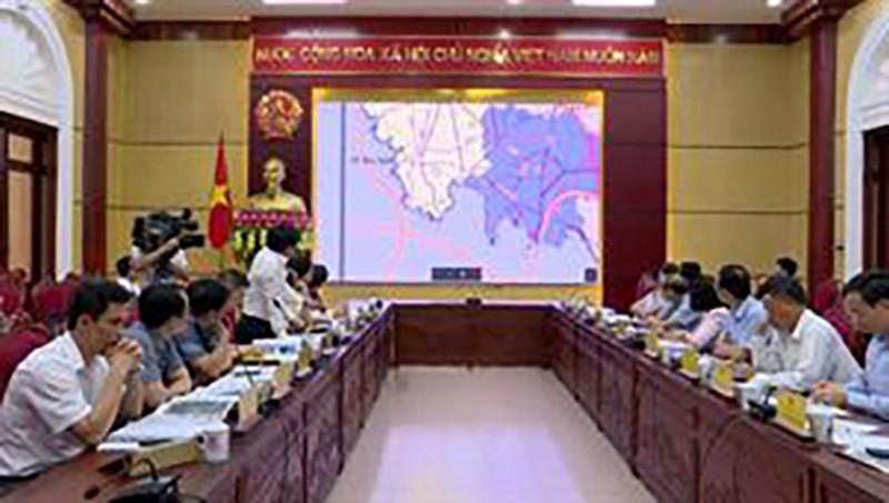 Thống nhất phương án xây dựng hai cây cầu vượt sông nối Bắc Giang – Bắc Ninh