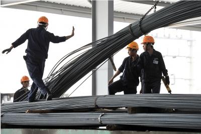 Việt Nam nhập khẩu 3,7 tỷ USD sắt thép 4 tháng đầu năm