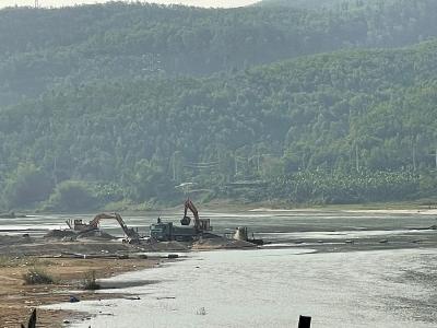 Quảng Nam: Kiểm tra hoạt động khai thác khoáng sản trên địa bàn tỉnh