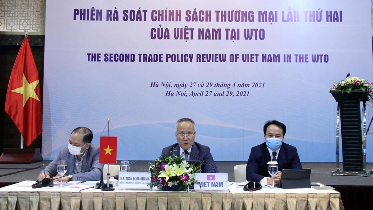 Tổ chức thành công Phiên rà soát chính sách thương mại lần thứ 2 của Việt Nam tại WTO