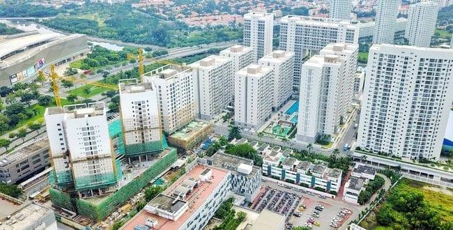 """HoREA: """"Tin mừng"""" với dự án nhà ở thương mại tại Thành phố Hồ Chí Minh"""