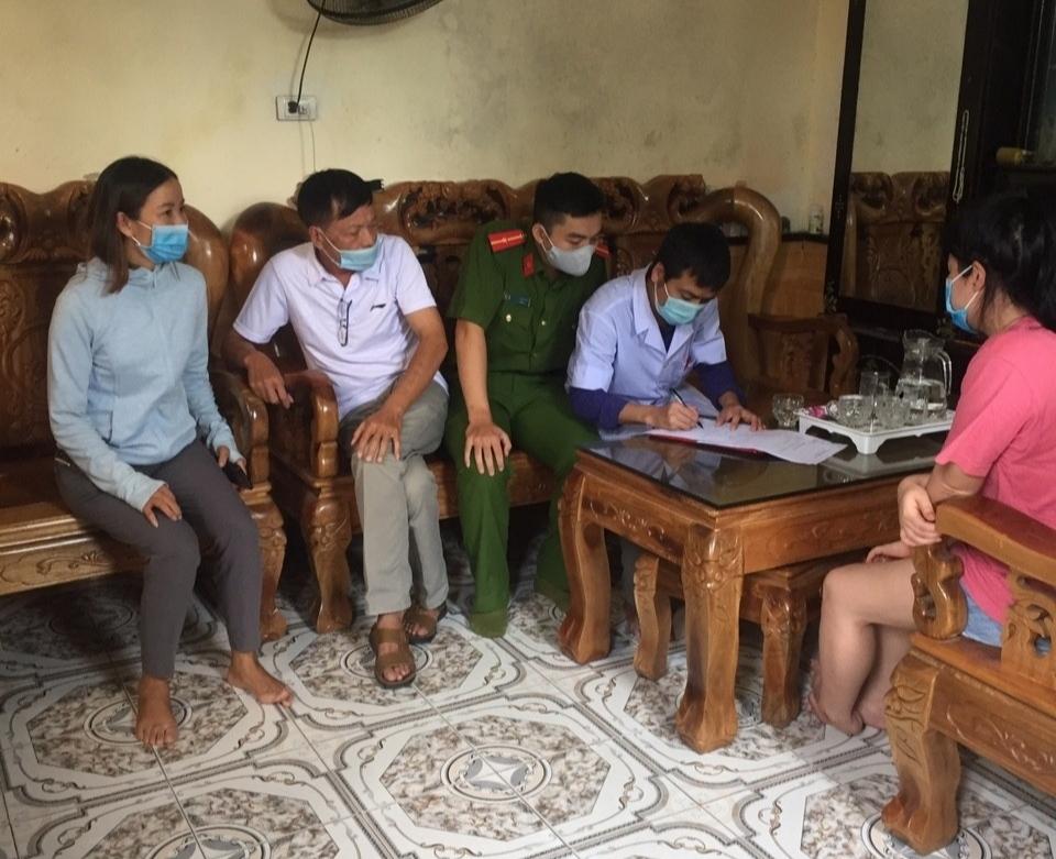 Thanh Hóa: Chờ kết quả xét nghiệm 146 người liên quan trực tiếp tới Bệnh viện Bệnh Nhiệt đới Trung ương