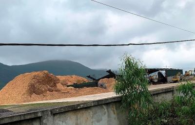 Nghi Sơn (Thanh Hóa): Xưởng băm keo không phép ngang nhiên hoạt động