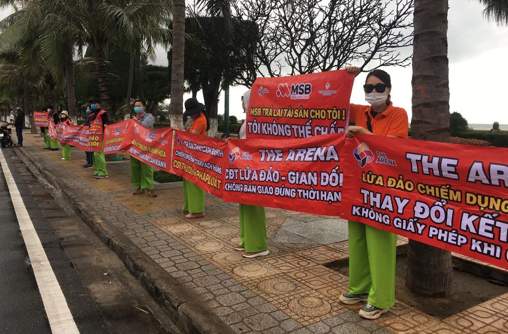 Thanh tra Bộ Xây dựng chuyển đơn khiếu kiện dự án The Arena đến UBND tỉnh Khánh Hòa
