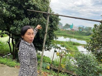 """Phú Thọ: Trạm trộn bê tông Asphalt không phép """"hành"""" dân"""
