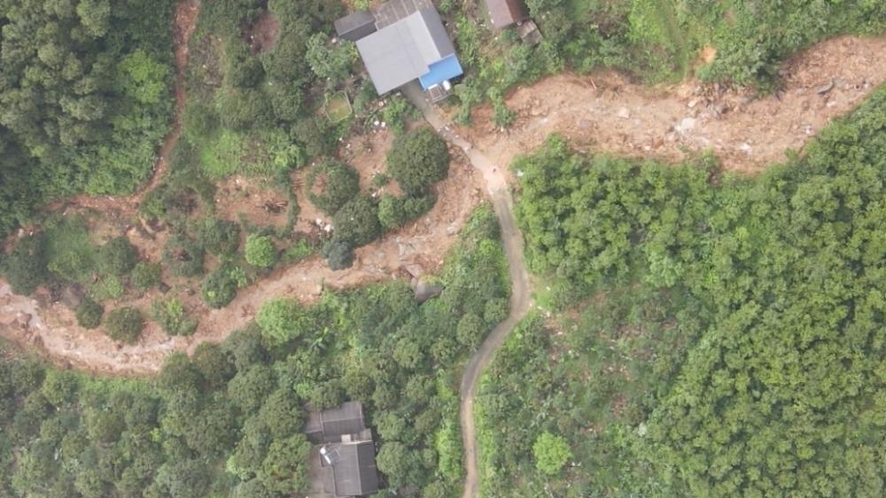 Thái Nguyên: Sẽ xây dựng khu tái định cư cho các hộ dân bị ảnh hưởng bởi thiên tai tại xã Quân Chu