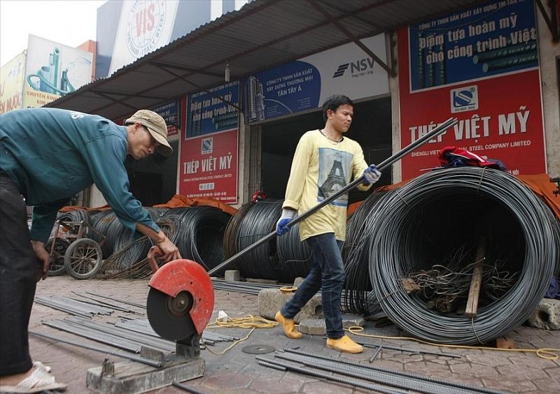 doanh nghiep bat tay day gia vat lieu xay dung