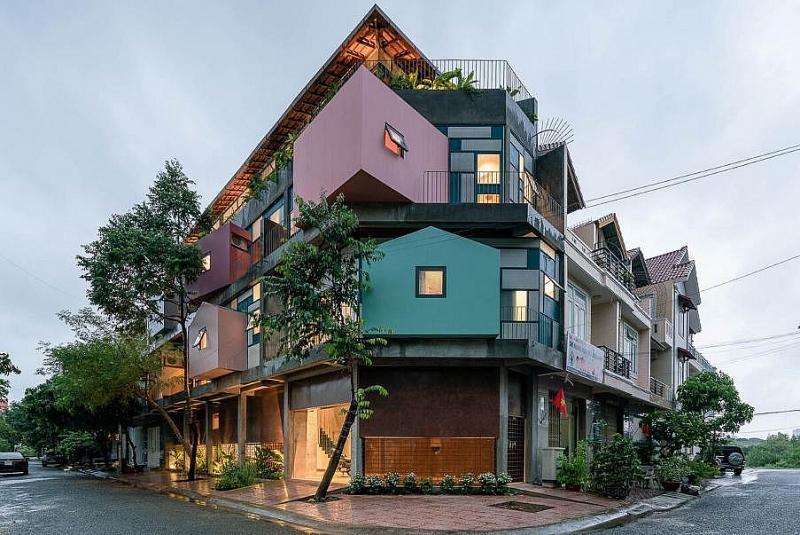 top 10 houses awards 2020 vinh danh 11 cong trinh kien truc tieu bieu