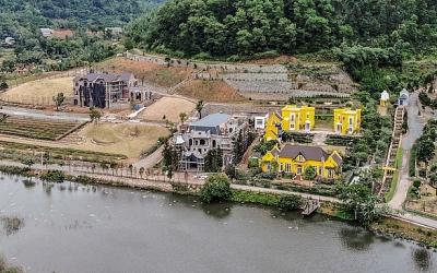 Hà Nội yêu cầu sớm báo cáo xử lý sai phạm loạt biệt thự, nhà vườn tại rừng Sóc Sơn
