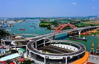 Hạ tầng giao thông - đòn bẩy thay đổi diện mạo thành phố Cảng