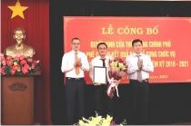 cong bo quyet dinh cua thu tuong chinh phu ve cong tac can bo