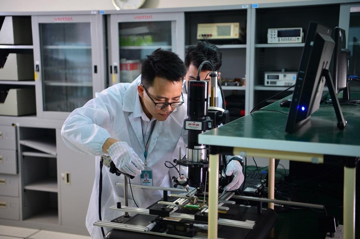 Số lượng bằng sáng chế của Viettel tăng 142% mỗi năm