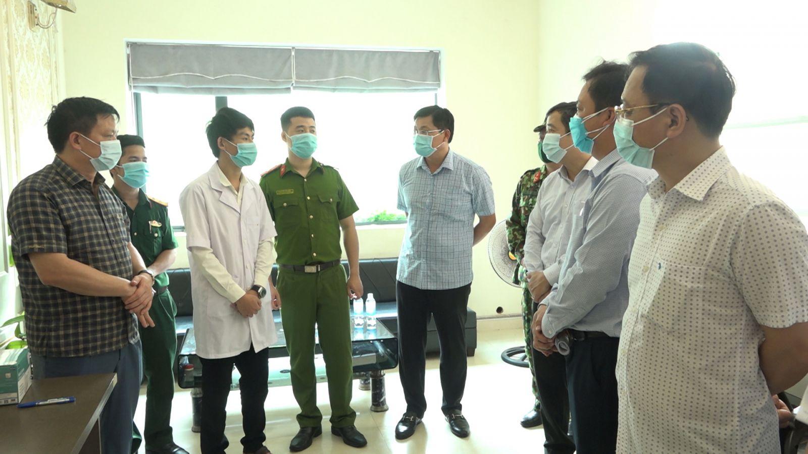 Thái Bình: Thêm 4 trường hợp dương tính với SARS-CoV-2 là sinh viên của trường Đại học Y Dược