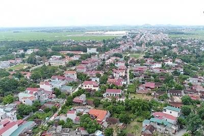 Ban hành nghị quyết thành lập thị trấn thuộc tỉnh Thanh Hóa, Đồng Nai