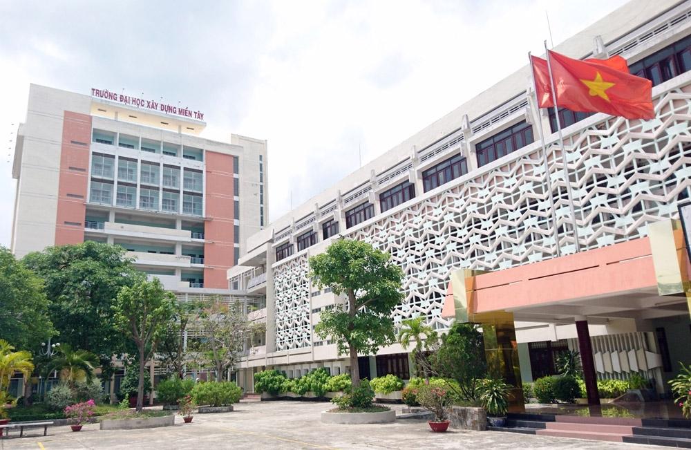 Trường Đại học Xây dựng miền Tây: Nôi đào tạo nguồn nhân lực bậc cao ngành Xây dựng cho vùng Đồng bằng sông Cửu Long