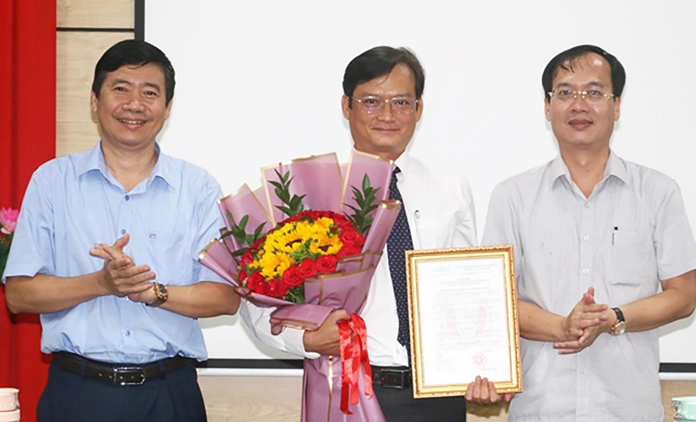 Đồng Tháp: Bổ nhiệm ông Trần Ngô Minh Tuấn giữ chức Giám đốc Sở Xây dựng