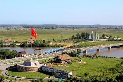 """Bảo quản, tu bổ Di tích lịch sử """"Đôi bờ Hiền Lương - Bến Hải"""""""