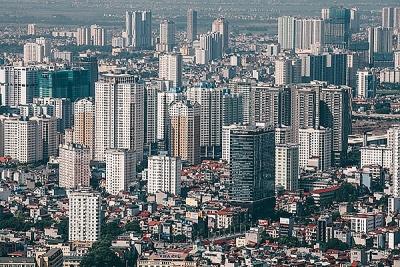 Không nợ tiêu chí và tương lai của năm huyện lên quận ở Hà Nội