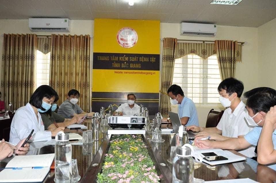Dồn tổng lực chi viện cho Bắc Giang chống dịch ở mức cao nhất từ trước đến nay