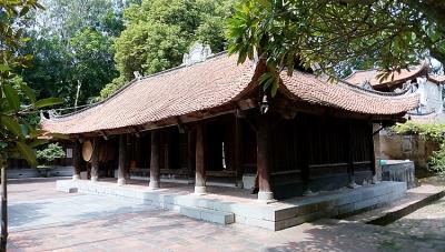 Bắc Giang: Quy hoạch bảo tồn và phát huy giá trị di tích quốc gia đặc biệt chùa Vĩnh Nghiêm