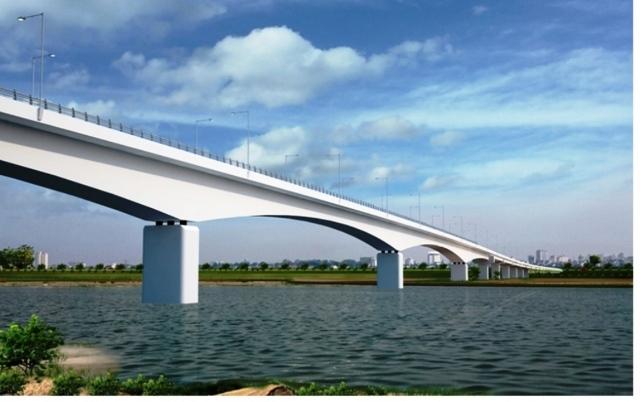 Bắc Ninh: Chi 1.600 tỷ đồng xây dựng cầu Kênh Vàng