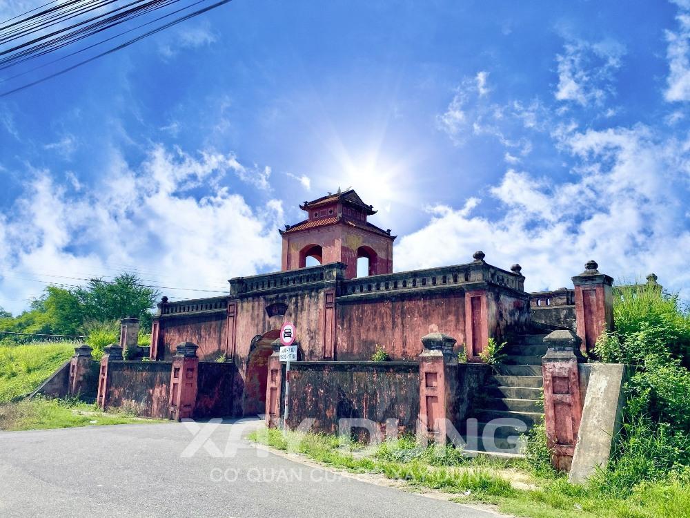 Thành cổ Diên Khánh: Vẻ đẹp kiến trúc di tích lịch sử quốc gia