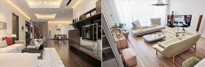 Mẹo thiết kế nội thất chung cư nhỏ đẹp và thoáng giữa hè oi bức