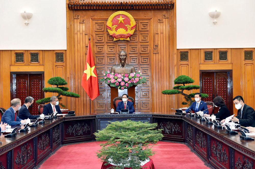 Vương quốc Anh và Việt Nam tăng cường hợp tác ứng phó với biến đổi khí hậu, trước thềm Hội nghị COP26