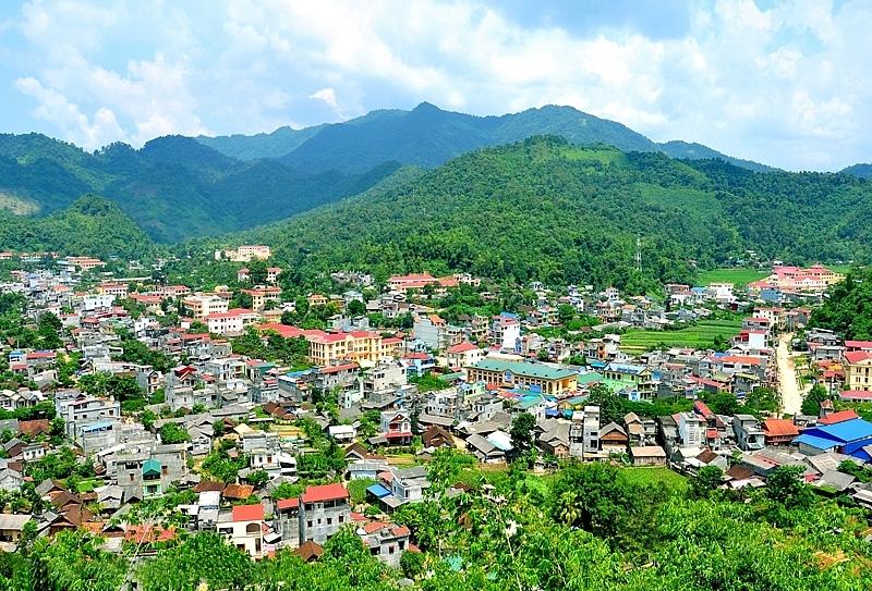 Bắc Kạn: Điều chỉnh cục bộ quy hoạch chung xây dựng thị trấn Bằng Lũng