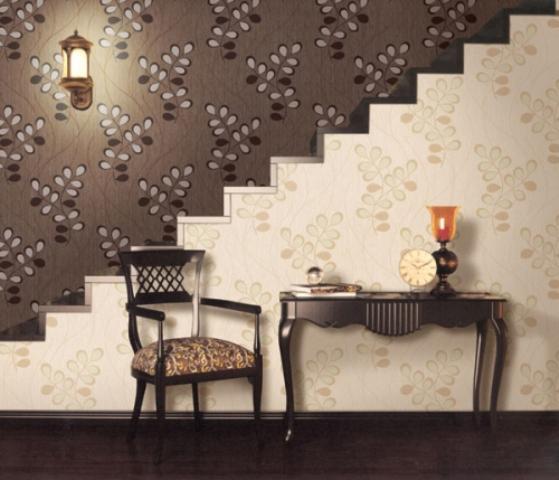 Giấy dán tường có thể dán được ở những vị trí nào trong nhà.
