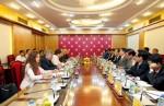 Bộ trưởng Phạm Hồng Hà tiếp Bộ trưởng Bộ Xây dựng Cuba