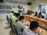 Đảng bộ TCty Xây dựng số 1 tổ chức lớp bồi dưỡng Cảm tình Đảng tại công trình Nghi Sơn